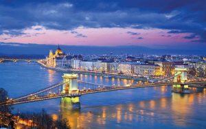 Anreise Budapest, Ungarn