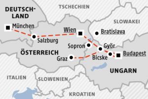 Österreich Ungarn Haartransplantation Tourismus